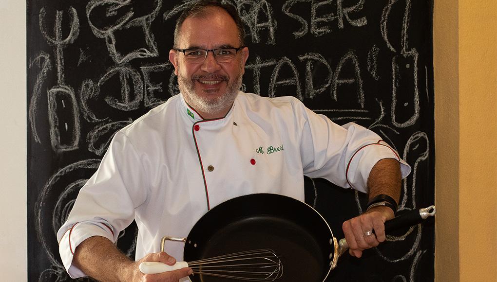 Especialista em gastronomia internacional
