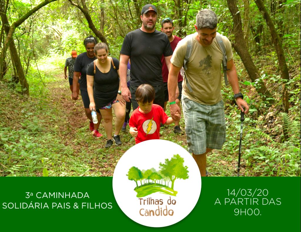 Caminhada Solidária no Cândido Ferreira