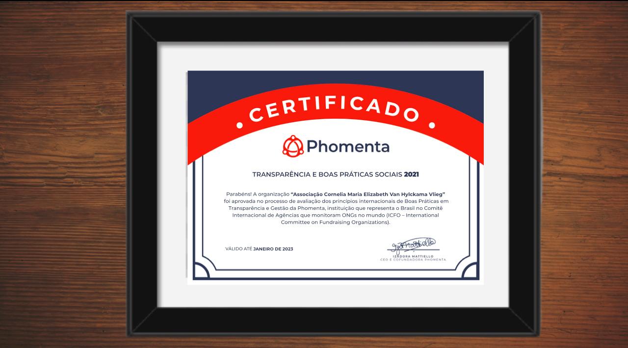 ong certificada em campinas
